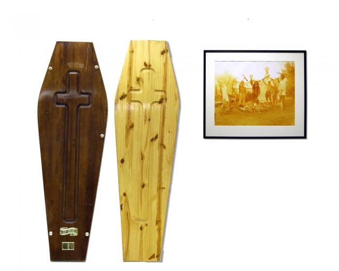 Assemblage 6 (coffin lids) 2009 low