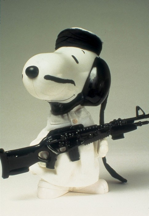 Militant Snoopy 2003 II low