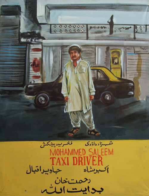 Taxi Driver II 2009 low